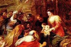 Natività Rubens