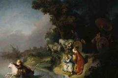 rembrandt4 - il rapimento di europa