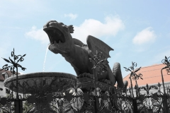 016 Klagenfurt - Neuer Platz Fontana del Drago