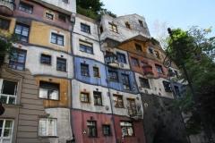 094 Vienna - Hundertwasser Village Casa Pazza
